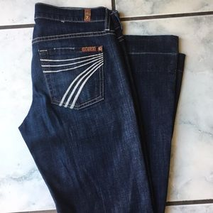Seven for all mandkind dojo jeans